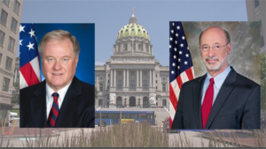 Wolf Wagner Race for PA Governor 2018