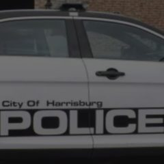 Tyree Smith arrested by Harrisburg Police