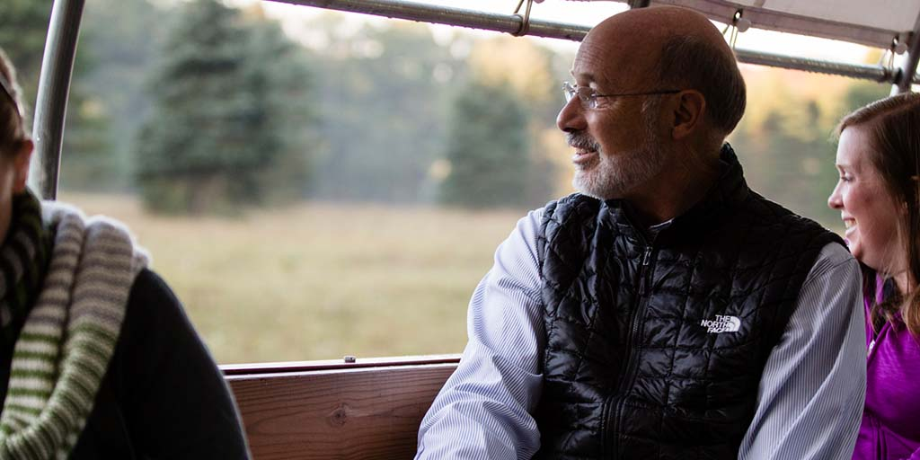 Governor Wolf Announces Six-Point Plan to Agriculture Plan