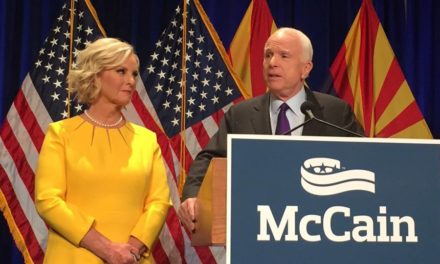 Family of Arizona John McCain releases statement from Washington, DC