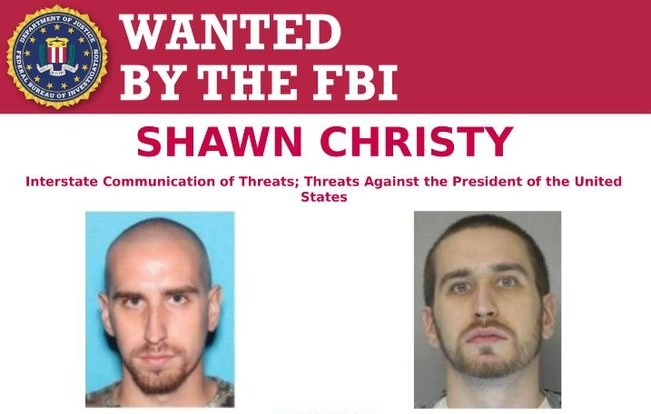 FBI Offers $10,000 Reward for Information Leading to Arrest of Shawn Christy