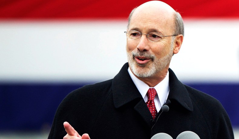 "Video: Governor Wolf and GOP launch, ""Workforce Command Center"""