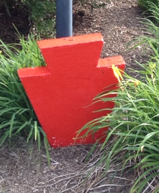 Upper Allen Police: 28th Infantry Division Red Keystone stolen