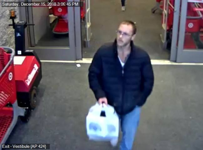 Police in West Manchester targeting retail thief