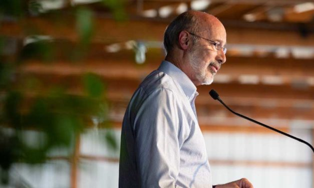 Governor Wolf Announces Disaster Relief Funding Available for Farms in 14 PA Counties