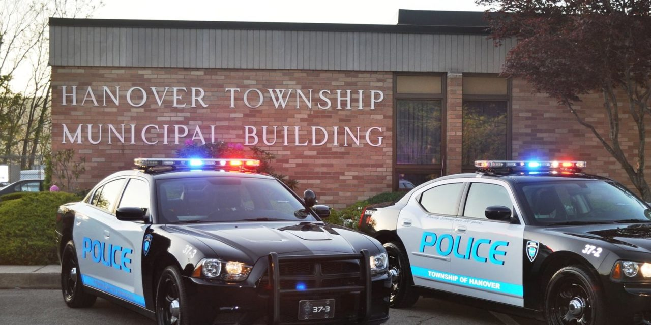 Hanover Township Police arrest man wanted from Monroe County