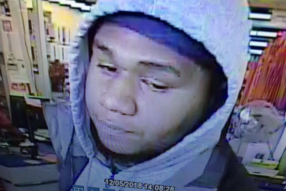 Hanover Township Police looking for suspect in Family Dollar theft