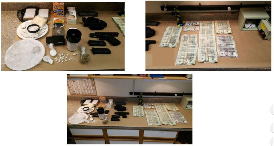 Parolee picks up new weapons and drug charges in Williamsport