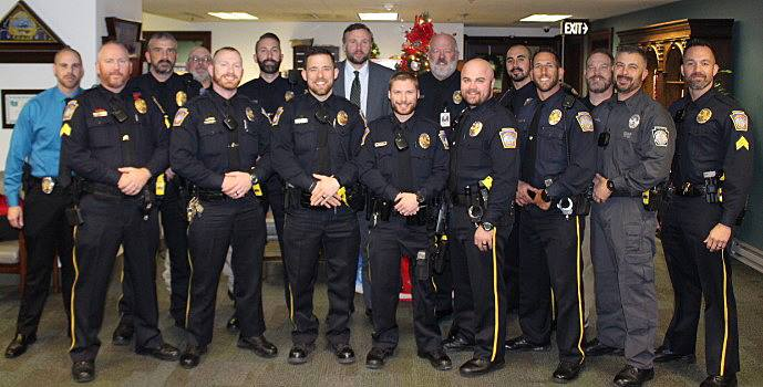 PA Capitol Police raise money to make Christmas happier for local families