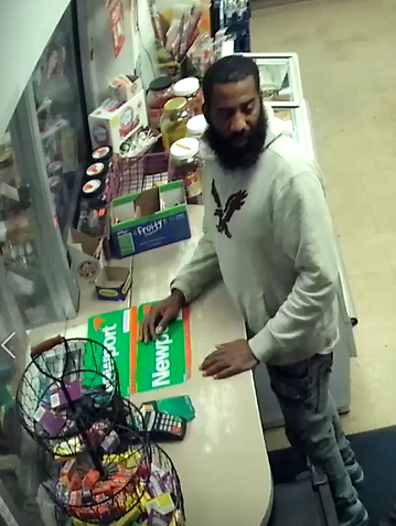 Harrisburg Police looking for help identifying rape suspect