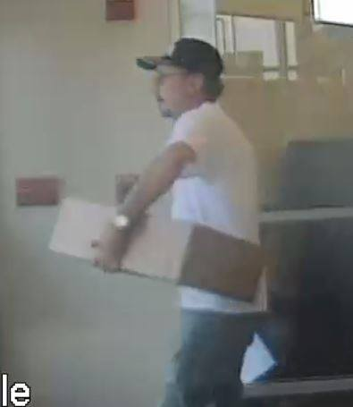 Wilkes-Barre Police ask for help identifying person of interest