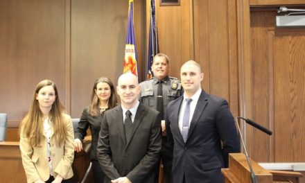 Lancaster Bureau of Police swears in new officers
