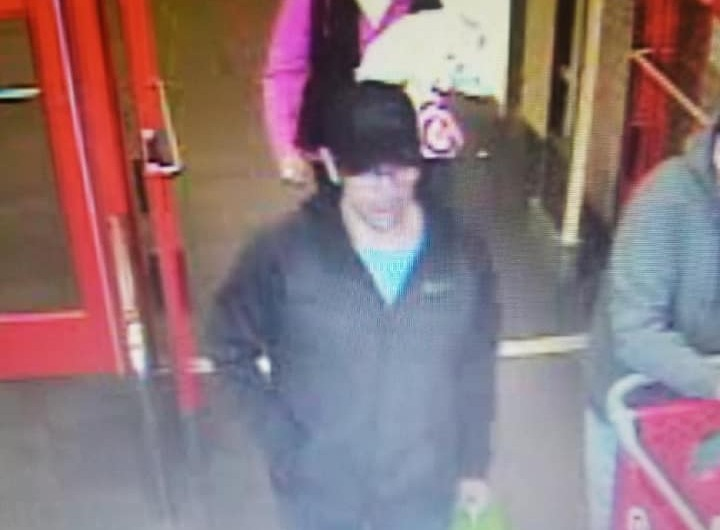 Dickson City Police looking for man who stole vacuum cleaner from Walmart