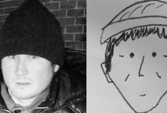 Lancaster Police: Artist who's suspect drawing went viral comes forward