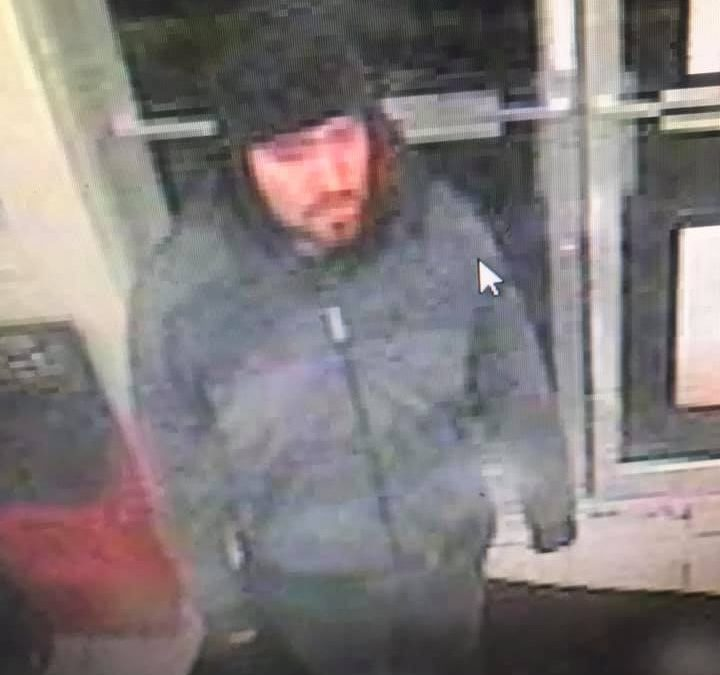Dunmore Police asking for help to identify theft suspect