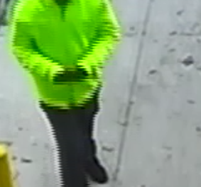 Hanover Borough Police asking for your help identifying man