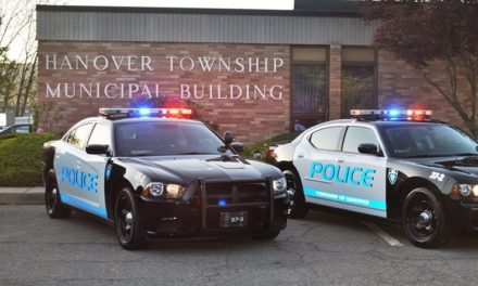 Man arrested following traffic accident in Hanover Township for outstanding warrant