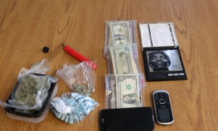 Police: Drug raid nets 2 men, 480 bags of heroin, cash