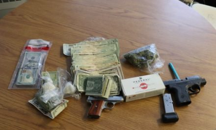 Search warrant yields drugs, guns and cash in Harrisburg