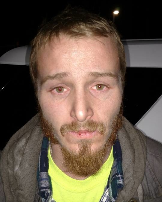 DUI charge filed by Eastern Adams Regional Police