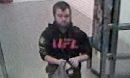 Dickson City Police looking for man they want to talk to about Walmart incident