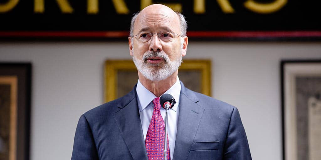 Gov. Wolf  plans to create Civilian Coronavirus Corps to support Fall COVID-19 recovery efforts