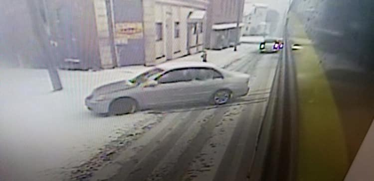 Scranton Police looking for suspect they say hit COLTS bus