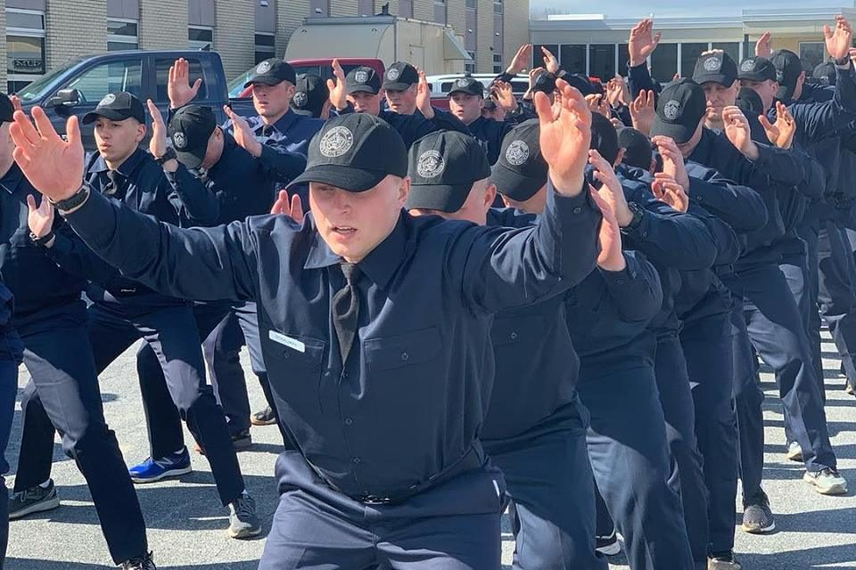 Pictures: New Pennsylvania State Police Academy class week one