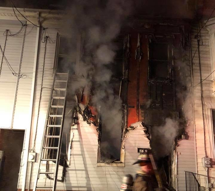 Update: Fire in York, no injuries, $150,000 in damage, 4 homes impacted