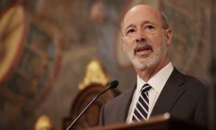 Video: Governor Tom Wolf deliver's 5th Budget- No new taxes