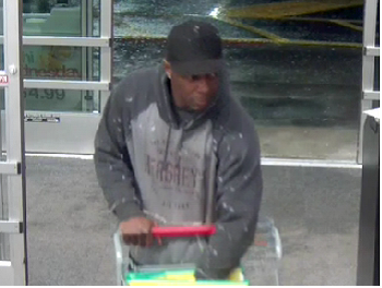 Police in Lower Paxton Township seek to identify alleged shoplifter