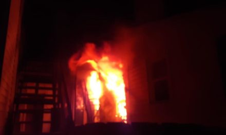 Video: Fire in Susquehanna County, no injuries