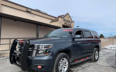 Blakely Police Chief gets new ride