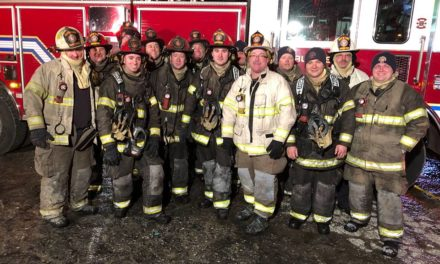 York Fire Department wishes fond farewell to Chief David Michaels