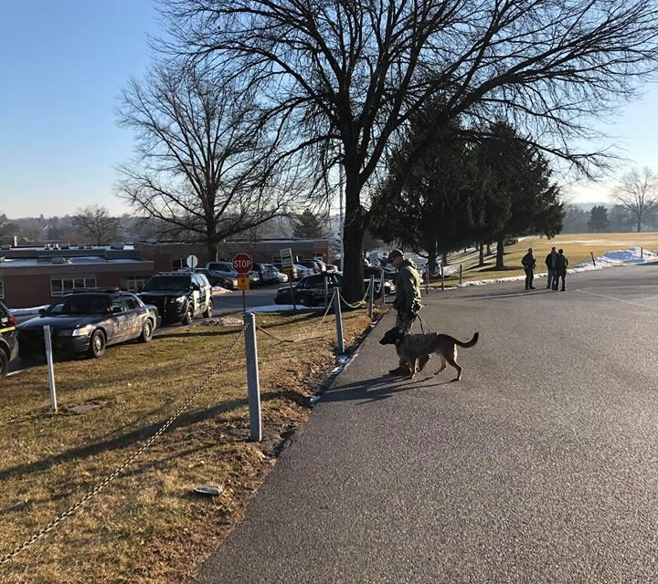 Police conduct drug search of Dallastown High and Middle Schools