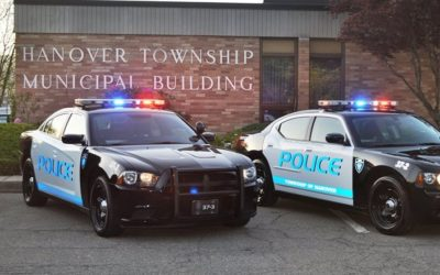 Hanover Township Police Department arrest Christopher Benjamin, attempted weapon purchase