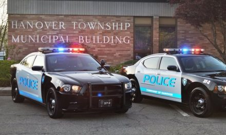 Hanover Township Police arrest man for warrants following traffic stop