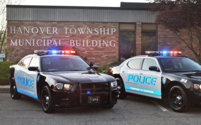 Hanover Township Police arrest Joseph P Anderson for strangulation other charges