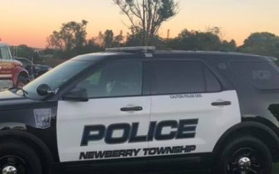 Newberry Township Police arrest man in DUI