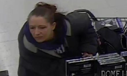 Springettsbury Township Police Department ask for help identifying alleged Walmart shoplifter