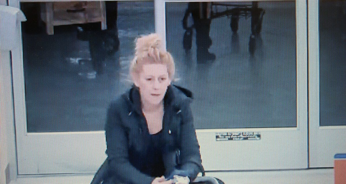 Can you help police find this alleged shoplifter in Lower Paxton Township?