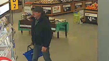 Newberry Township Police ask for your help identifying man in Walmart criminal mischief case