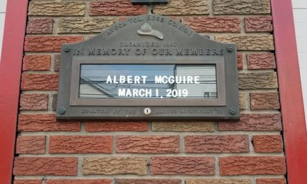Avoca Fire Department remembers member Albert McGuire
