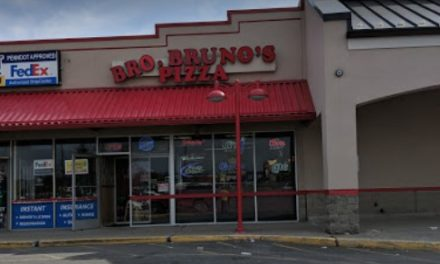 Brother Bruno's Pizza in Mt Pocono, Monroe County, racks up food code 13 violations; -Deli meat slicer has old food residue on blade