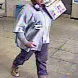 Ephrata Police looking for alleged Walmart cigarette thief, can you help identify this man?