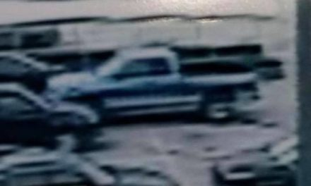 Can you help Scranton Police locate owner of hit and run truck?
