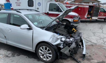 York County's Hellam Fire Department responds to accident at Hellam Street and Cool Creek Road