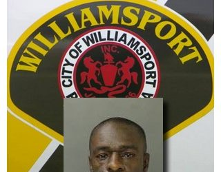 Williamsport Police looking to find Jackie Alexander Drummond, warrant for 4 misdemeanors