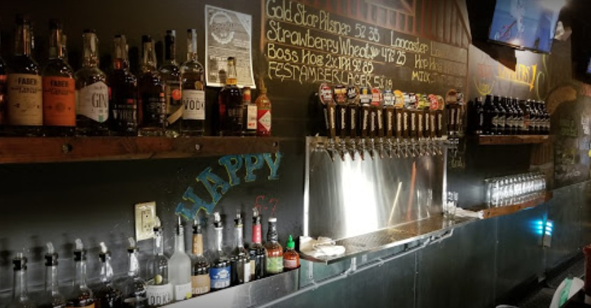 Lancaster Brewing Tap Room cited for 11 violations, dried food residue on the food slicer