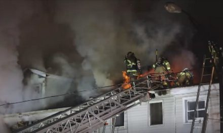 Video: Three alarm fire in Ashland, Schuykill County destroys homes, sandwich shop
